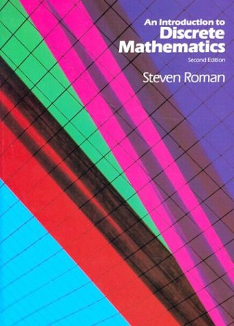 9780155417304: An Introduction to Discrete Mathematics, Second Edition