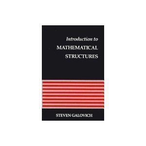 9780155434684: Introduction to Mathematical Structures