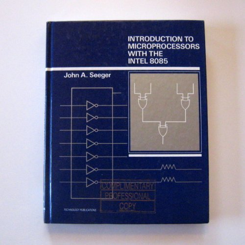 9780155435278: Introduction to Microprocessors with the Intel 8085