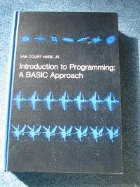 9780155436008: Introduction to Programming: BASIC Approach