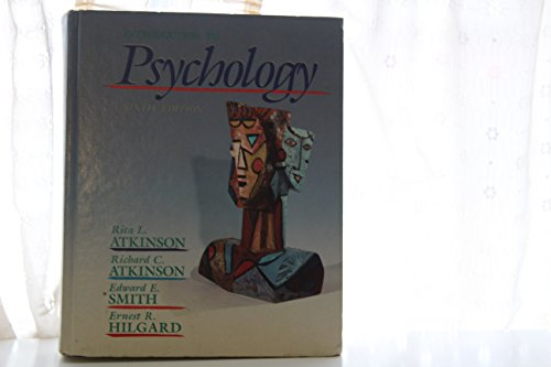 9780155436824: Introduction to psychology