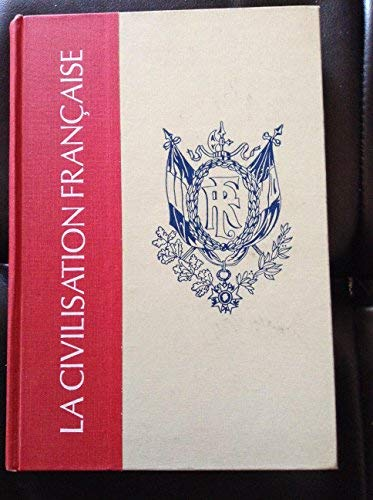 9780155489257: Civilization Francaise (French Edition)