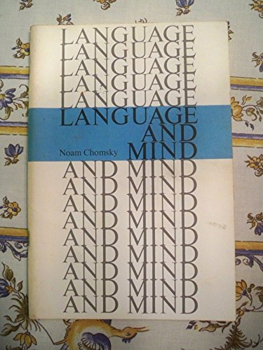 9780155492561: Language and Mind