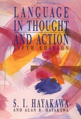 9780155501201: Language in Thought and Action
