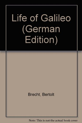 9780155504363: Life of Galileo (German Edition)
