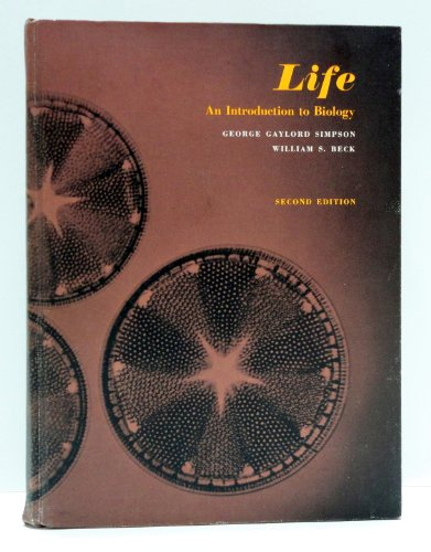 9780155507098: Life: An Introduction to Biology