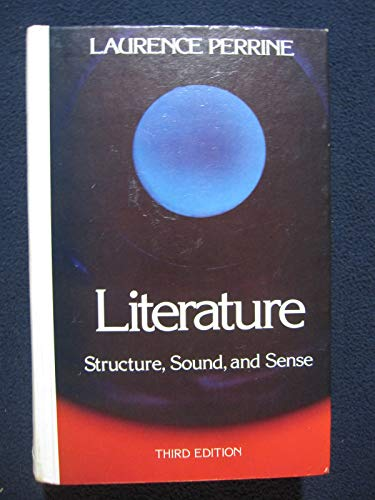 9780155511040: Literature: Structure, sound, and sense