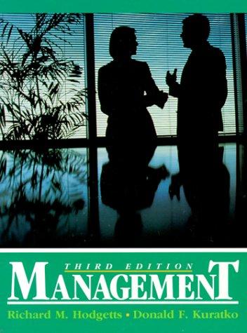 9780155546318: Management