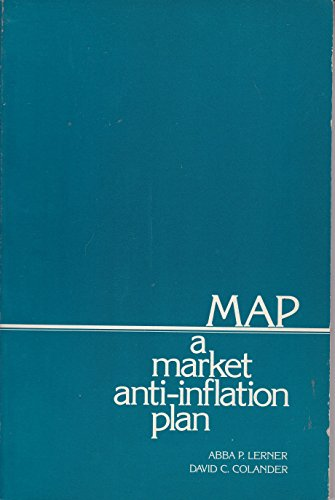 9780155550605: Map: A Market Anti-Inflation Plan