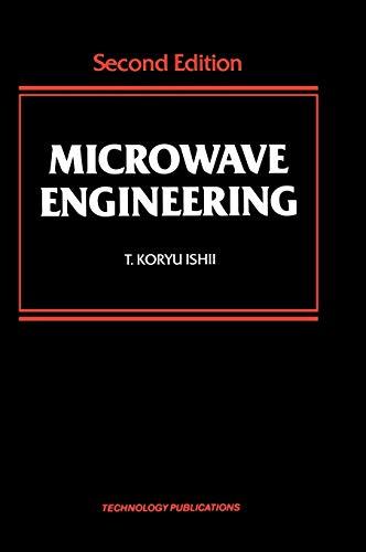 9780155586581: Microwave Engineering