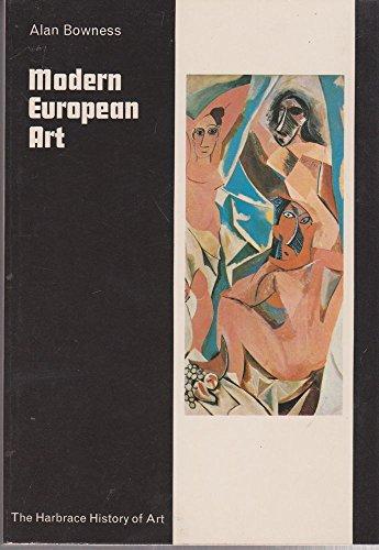 9780155610804: Modern European Art (Harbrace History of Art)