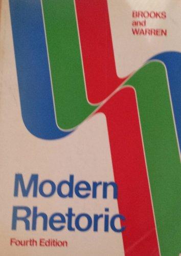 9780155628151: Modern Rhetoric