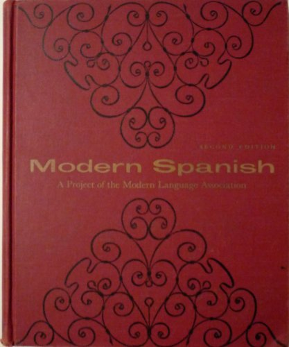 Modern Spanish: A Project of the Modern Language Association: Dwight L. Bolinger