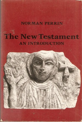 9780155657250: New Testament: An Introduction