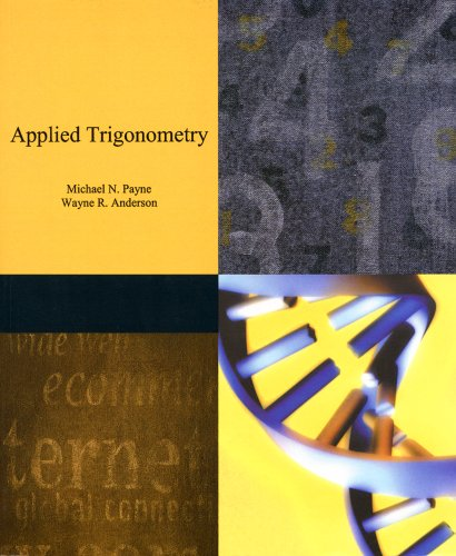 9780155677043: Applied Trigonometry