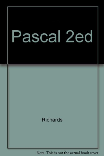 9780155681606: Pascal