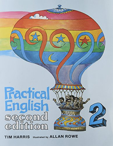 Practical English, Book 2, 2nd Edition (Harcourt Brace Jovanovich's Practical English Series) (0155709208) by Harris, Tim; Rowe, Allan