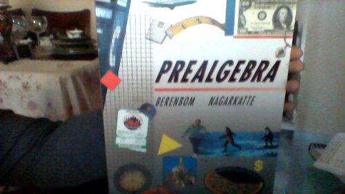 9780155710436: Prealgebra