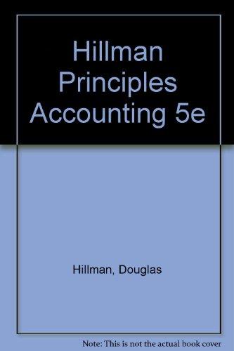 9780155711754: Principles of Accounting