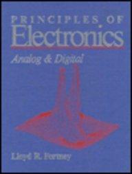 9780155716308: Principles of Electronics: Analog and Digital