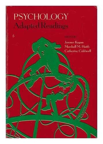 Psychology: Adapted Readings.: Marshall M. Haith,
