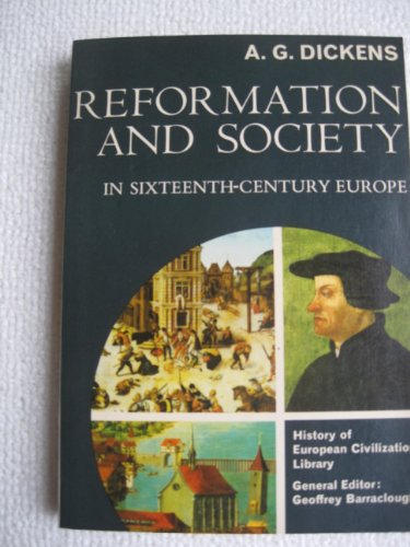 9780155764552: Reformation and Society in 16th Century Europe