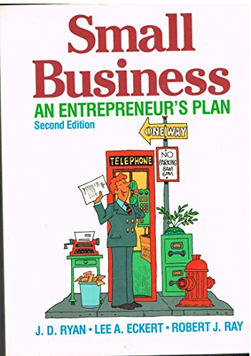 9780155812222: Small Business: An Entrepreneur's Plan
