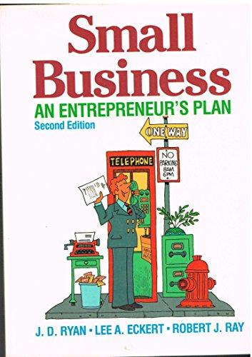 9780155812222: Small Business: An Entrepreneur's Plan