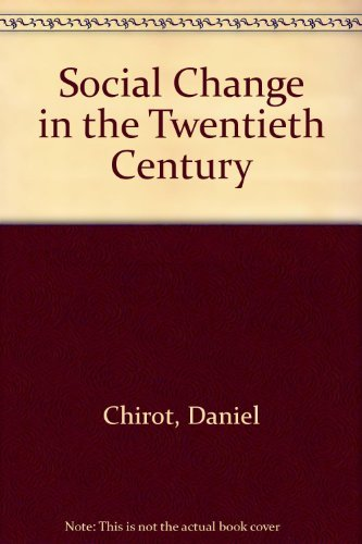 daniel chirot research papers