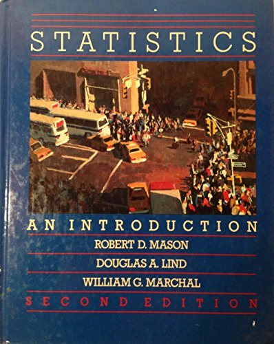 9780155835306: Statistics: An Introduction