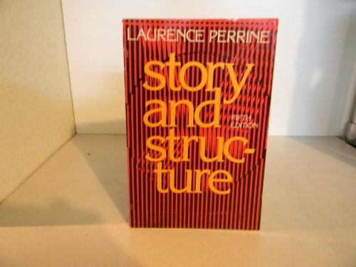 Story and structure (0155837869) by Laurence Perrine