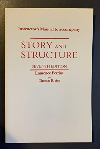 9780155837911: Story and Structure