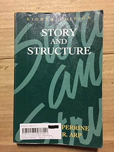 9780155837928: Story and Structure