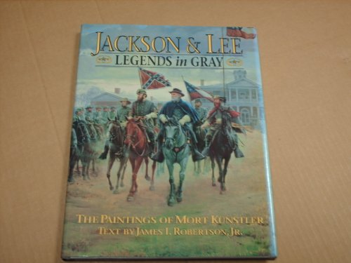9780155853331: Jackson & Lee: Legends in Gray