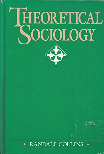 9780155914742: Theoretical Sociology