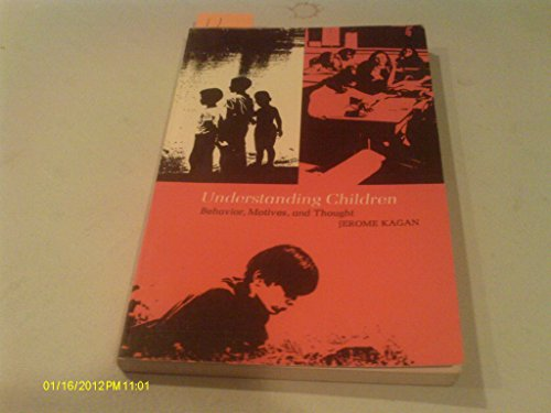 9780155928732: Understanding Children