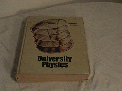 9780155929609: University Physics
