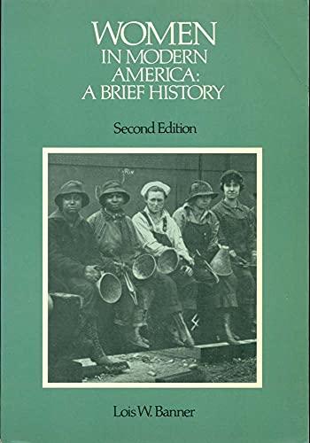 9780155961968: Banner Women in Modern America 2e