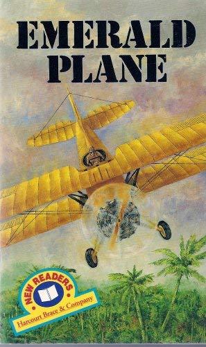 9780155995093: Emerald Plane (Harcourt Brace & Company New Readers, 600-Word Level, Set 1)