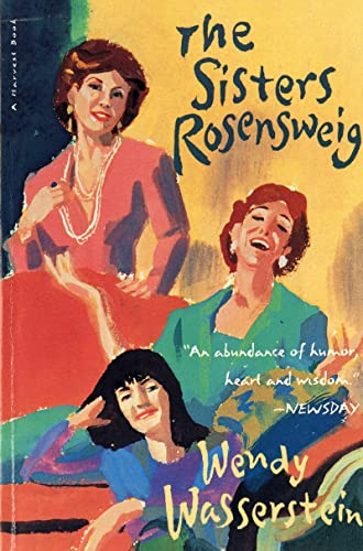 9780156000130: The Sisters Rosensweig