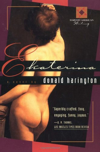 9780156000475: Ekaterina (Harvest American Writing)
