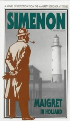 9780156000840: Maigret in Holland