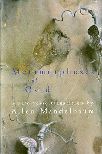 9780156001267: The Metamorphoses of Ovid