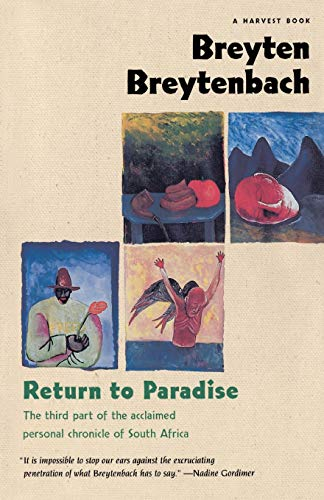 9780156001328: Return To Paradise (Harvest Book)