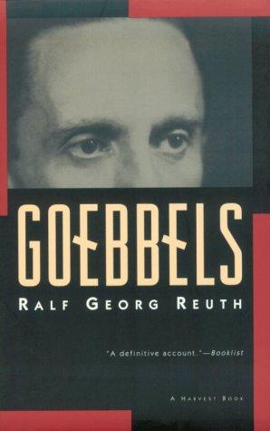 9780156001397: Goebbels