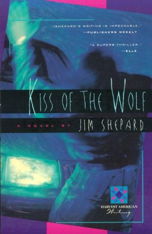 9780156001403: Kiss of the Wolf (Harvest American Writing)