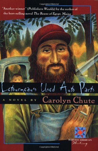 9780156001892: Letourneau's Used Auto Parts (Harvest American Writing)