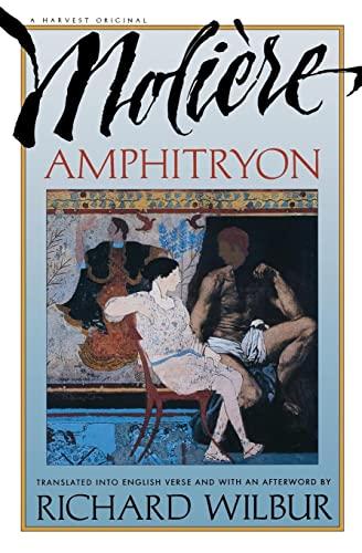 9780156002110: Amphitryon, by Molière