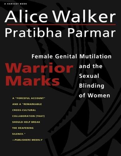 9780156002141: Warrior Marks (Harvest Book)