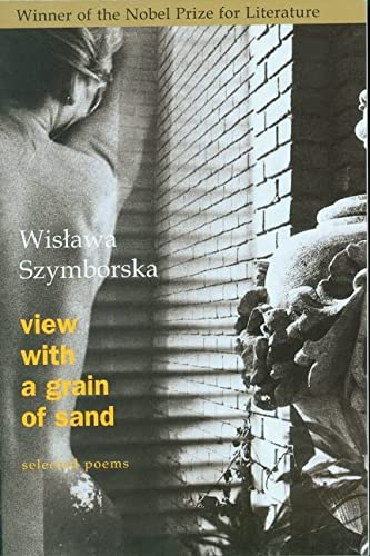 9780156002165: View with a Grain of Sand: Selected Poems